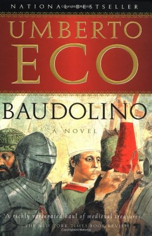Baudolino by Umberto Eco