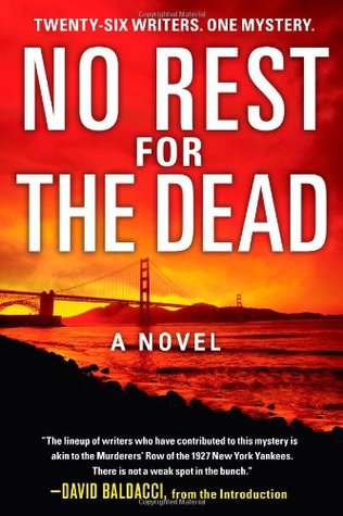 No Rest for the Dead by Andrew Gulli