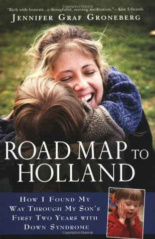 Road Map to Holland by Jennifer Graf Groneberg
