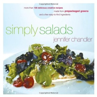 Simply Salads by Jennifer Chandler
