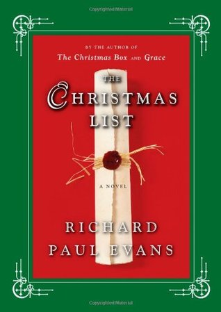 The Christmas List by Richard Paul Evans