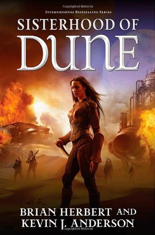 Sisterhood of Dune by Brian Herbert