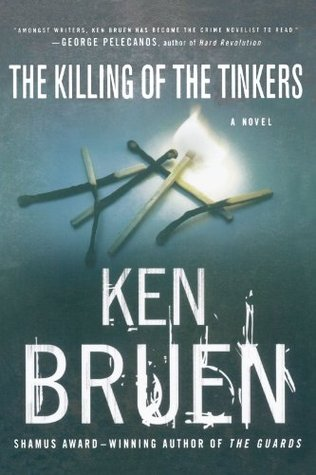 The Killing Of The Tinkers (Jack Taylor, #2)