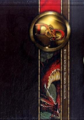 4th Edition Core Rulebook Collection by Wizards RPG Team