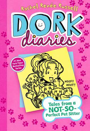 Tales from a Not-So-Perfect Pet Sitter (Dork Diaries, #10)