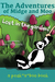 Lost in the garden: a peek-a-boo-book (The Adventures of Midge and Moo, #2)