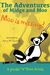 Moo is missing: a peek-a-boo-book (The Adventures of Midge and Moo, #4)