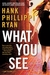 What You See (Jane Ryland)
