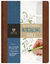 HCSB Illustrator's Notetaking Bible, British Tan, LeatherTouch by Anonymous