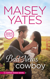 Bad News Cowboy (Copper Ridge, #3)