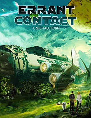 Errant Contact - T. Michael Ford