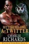 Setting His Owl A-Twitter (Wolves of Stone Ridge #33)