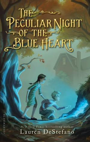 The Peculiar Night of the Blue Heart