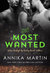 The Most Wanted (Taken Hostage by Kinky Bank Robbers #4)