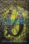 Cover of Swarm (Zeroes, #2)