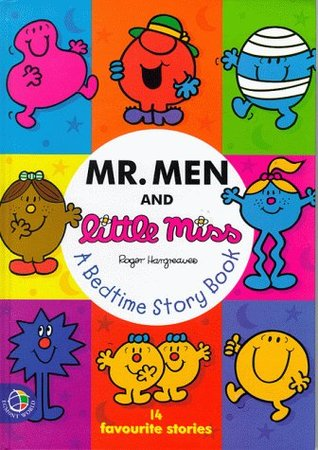Mr. Men Bedtime Story Book by Roger Hargreaves