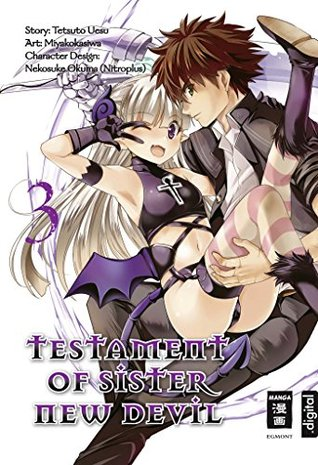 Testament of Sister new Devil 03