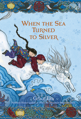 Image result for grace lin when the sea turned to silver