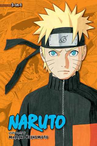 Naruto (3-in-1 Edition), Vol. 15: Includes Vols. 43, 44 & 45
