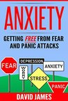 ANXIETY by David James