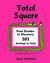 Total Square, 101 drawings to finish, by Katja Vartiainen