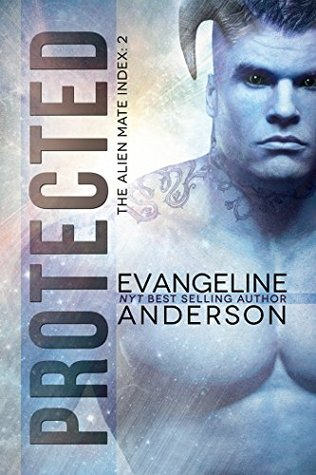 Protected (Alien Mate Index, #2)