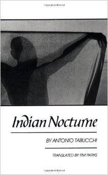 Indian Nocturne by Antonio Tabucchi