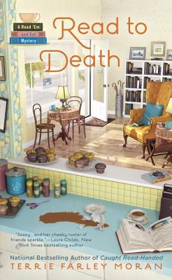 Read to Death (A Read 'Em and Eat Mystery #3)