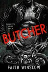 BUTCHER: Wolves MC (Riding With Wolves Book 3)