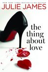 The Thing About Love (FBI/US Attorney, #6)