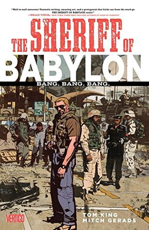 The Sheriff of Babylon, Vol 1: Bang. Bang. Bang.