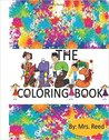 123 Coloring Book by Mrs. Reed