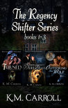 The Regency Shifter Series books 1-3