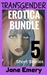 Transgender Erotica Bundle: 5 Short Stories