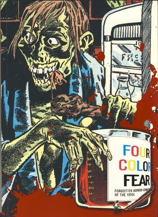 Four Color Fear by Greg Sadowski