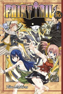 Fairy Tail, Vol. 56 (Fairy Tail, #56)