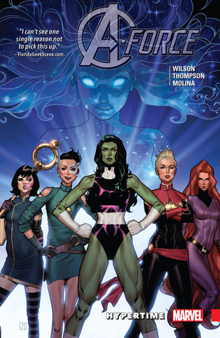 A-Force, Vol. 1: Hypertime