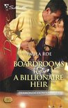 Boardrooms & A Billionaire Heir (Diamonds Down Under, #5)