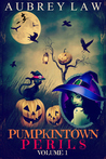 Pumpkintown Perils: A Witch Mystery Collection (Wanda Tempest Mystery Bundle Book 1)