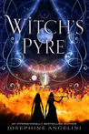 Cover of Witch's Pyre (Worldwalker, #3)