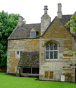 Almshouses converted to private use c.1600