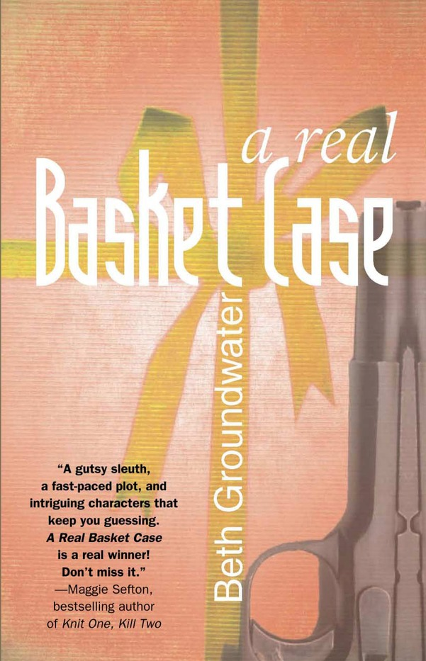 Group member Beth Groundwater's debut in the Claire Hanover gift basket designer mystery series set in Colorado.