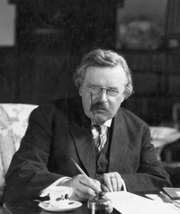Orthodoxy chesterton
