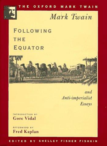 Nonfiction essays by mark twain