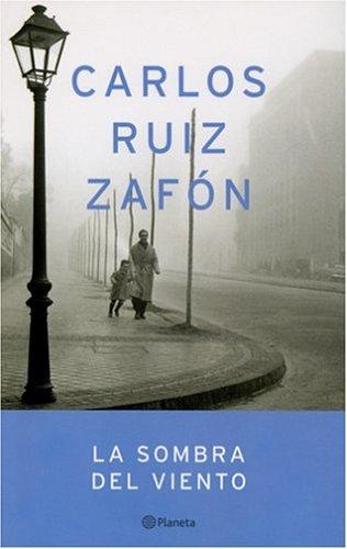 La sombra del viento - recomendación de libros