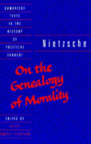 On the Genealogy of Morality (History of Political Thought)