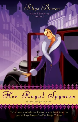 Book Review: Rhys Bowen's Her Royal Spyness