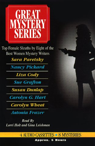 writing a great mystery novel series