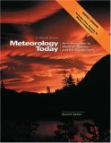 Meteorology Today: An Introduction to Weather, Climate, and the Environment (Media Update with Meteorologynow and Infotrac)