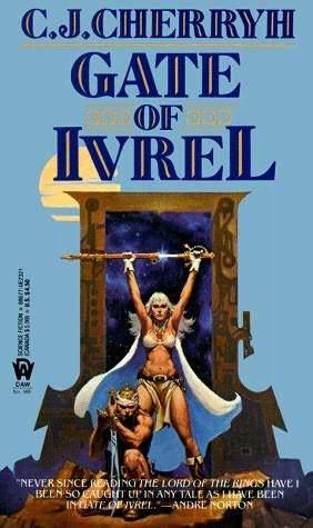 Gate of Ivrel (Morgaine & Vanye, #1)